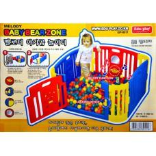 Edu.play MELODY BABY BEARZONE(8805365801116)