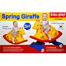 Edu.play SPRING GIRAFFE  2 IN 1