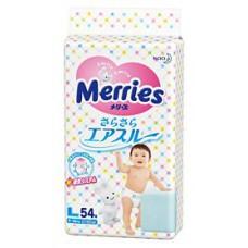 Merries (花王) 大碼片54枚
