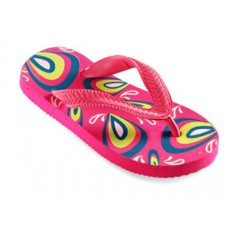 Kidwalk Printed Flip Flops